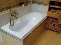 замена ванны недорого
