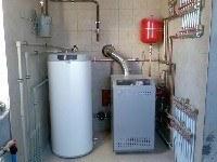 монтаж отопления в Миассе